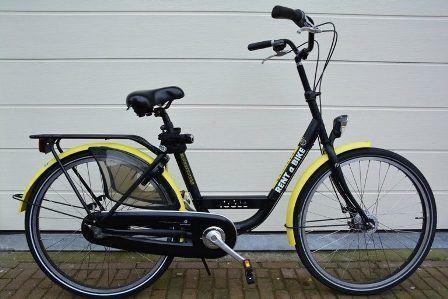 Huur deze VERSNELLINGS-Batavus personal bike 3 speed