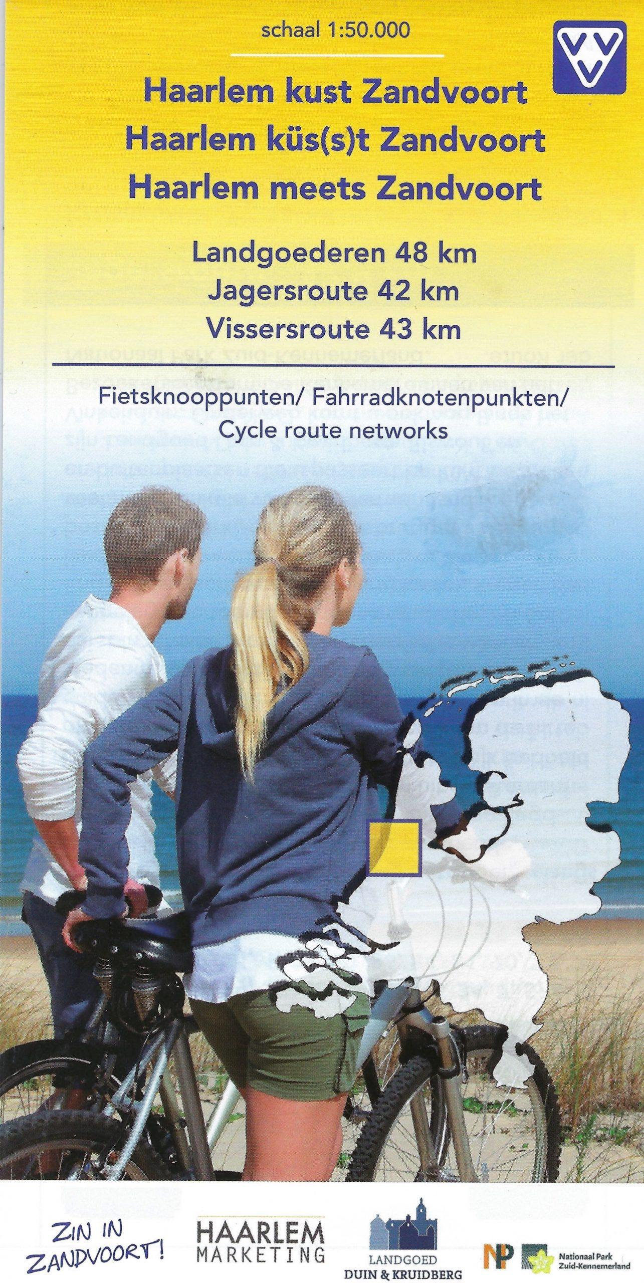 Haarlem_kust_Zandvoort_Knooppunten_route