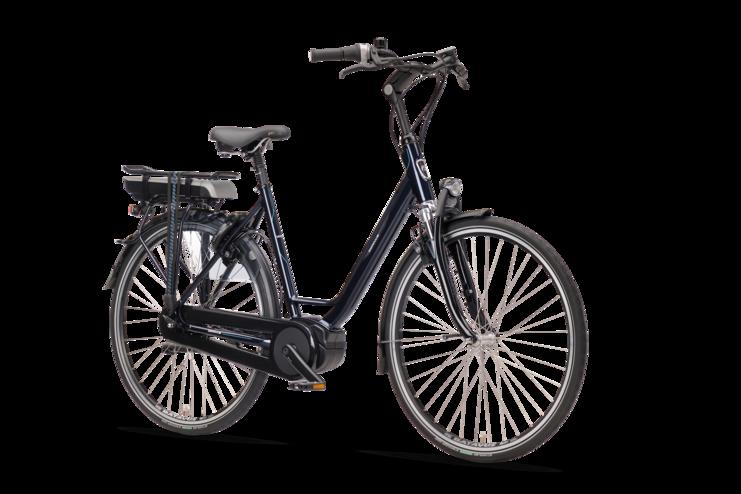 Rent an e-bike at rent a bike haarlem