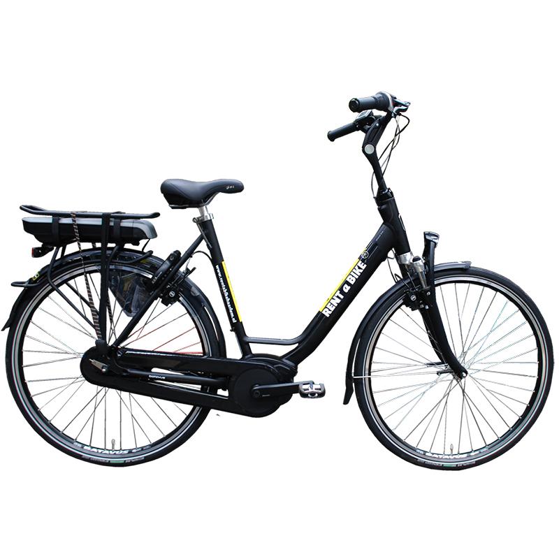 Sparta e-bike elektrische fiets huren