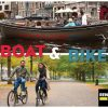 Boat and Bike arrangement
